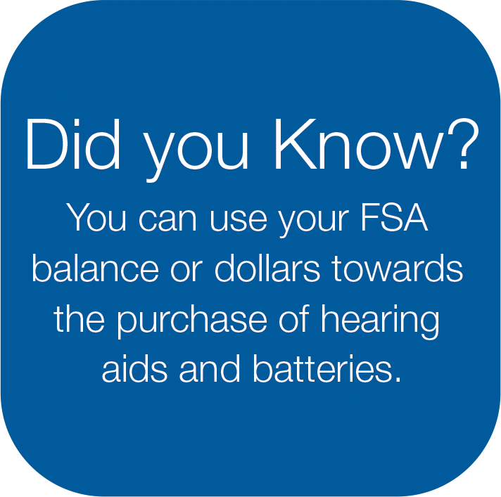FSA Hearing Aids