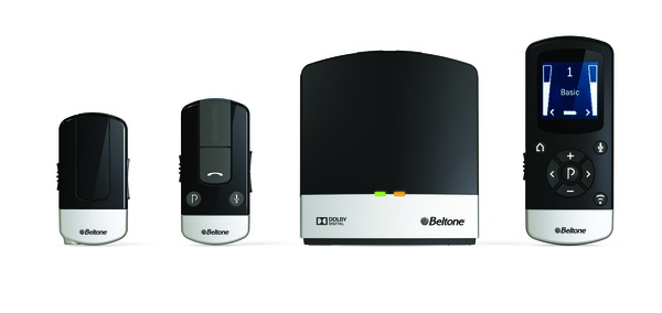Beltone Wireless Accessories Package