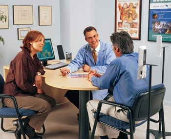 Patients with Hearing Care Practitioner