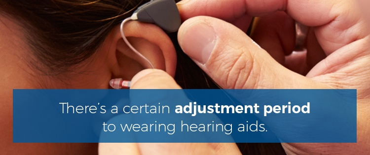 hearing aid adjustment