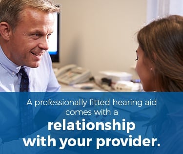 hearing aid provider